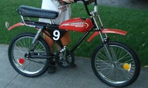 WANTED VINTAGE CCM MX MOTOR CROSS BICYCLE
