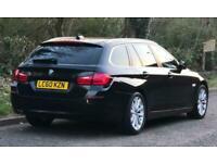 2010 BMW 5 Series 520d SE 5dr Step Auto Full Service History ESTATE Diesel Autom