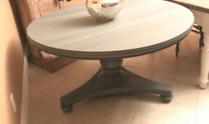 Pottery Barn Style Dining Table