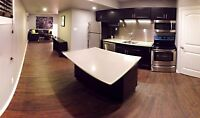Fully Furnished 1 Bedroom Executive Rental - Custom Leases