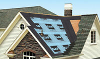 #1 Affordable Roofing, New, ReRoof, Repair, Flat Roof-Warranty