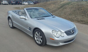 !!! 2003 Mercedes SL500 For Sale !!!