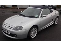 2004 (53) MG TF 1.8 135bhp Convertible Grey