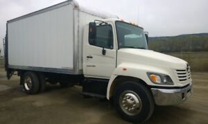 Looking to lease or share commercial shop for storage of Truck.