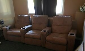 Theatre Seating Recliners