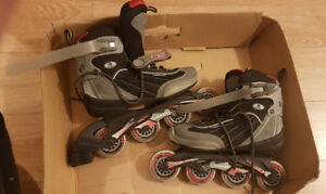 Size 7 Dukes Rollerblades