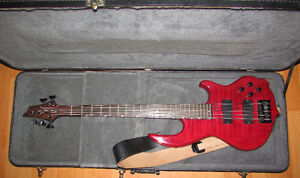 Conklin Groove Tools 5 string bass
