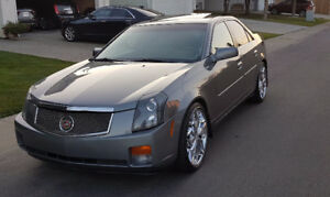 Cadillac CTS 3.6L V6! Low km's!!! Excellent Condition!
