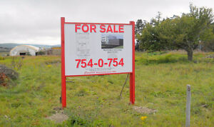 Approved COMMERCIAL LOT St. John's Newfoundland image 1