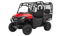 2015 Honda PIONEER 700 4 PLACES