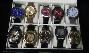 10 VERY NICE WATCHES