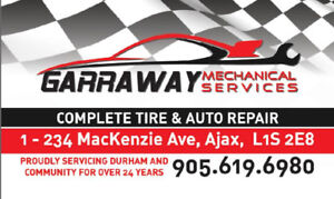 AUTOMOTIVES, USED TIRES, CHANGE TIRES