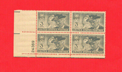 SCOTT # 998 U C V Issue U.S. Stamps MNH - Plate Block of 4, used for sale  Shipping to India