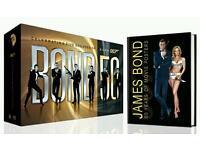 50 YEARS ANNIVERSARY JAMES BOND 22 DVD BOX SET + SKYFALL + SPECTRE