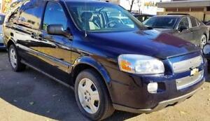 2007 Chevrolet Uplander LT1 ONE OWNER REMOTE STARTER
