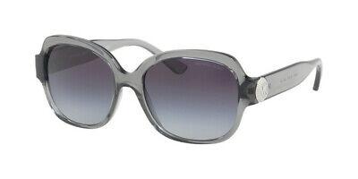 New Michael Kors Suz Sunglasses Ladies Grey Frame Gradient Lens MK2055 329911