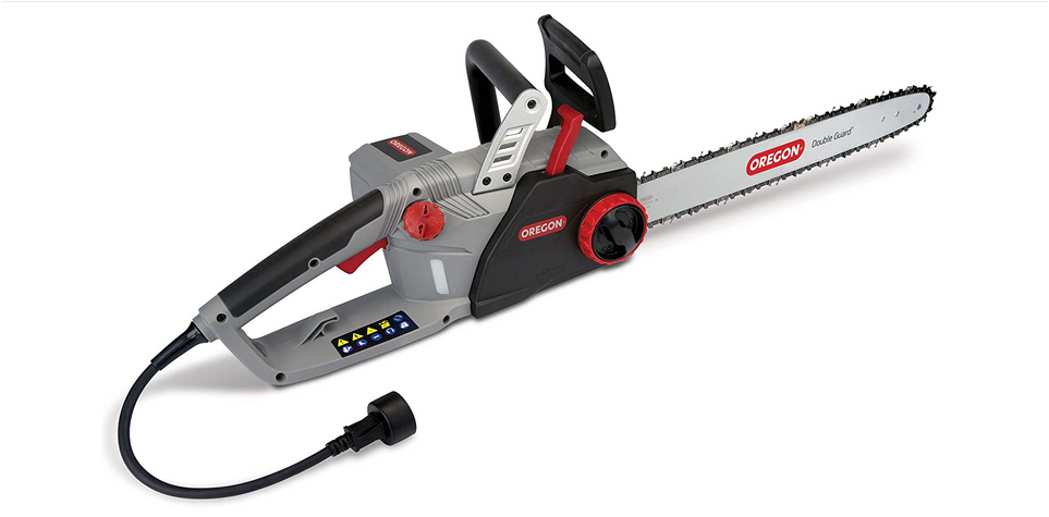 Oregon CS1500 18 in. 15 Amp Self-Sharpening Corded Electric