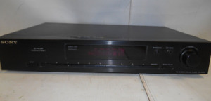 Sony ST-JX311 FM Stereo FM-AM 30 Channel Radio Tuner