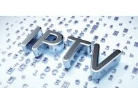 (5) ⭐ ⭐⭐⭐⭐ Service Iptv..18 months subs + VPN Routed 100% Solid Service