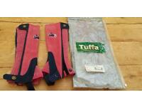 Tuff child's gaiters
