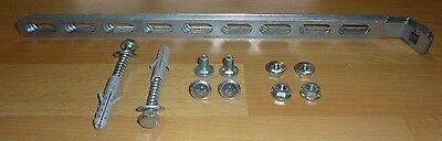 Hörmann Antrieb Decken Abhängungsstangen Set für Garagen Sektionaltore (13355)