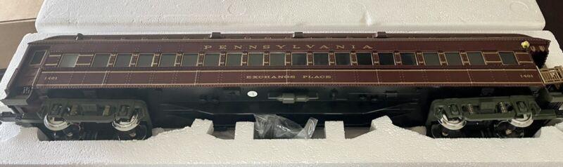 ARISTOCRAFT TRAINS G Scale Heavyweight PENNSY Obsrv. Car 314031 New Original Box