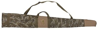 Browning Waterfowl Floater Gun Case 52 Inches Mossy Oak Bottom Land Oak Gun Case