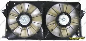 Cooling Fan Assembly Buick Lucerne 2006-2011