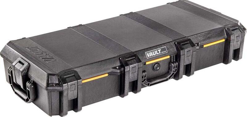 Pelican Vault V700 Takedown Case with Foam - Black