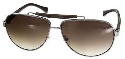 CK Calvin Klein Platinum Sonnenbrille CK1186S Größe 61-12-135 mit Etui Neu OVP