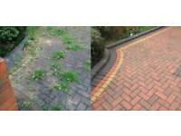 JET WASHING, GRASS CUTTING & DRIVEWAY, WINDOW CLEANING, GARDEN SERVICE