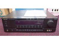 Sherwood audio video receiver model RD-6103. Unused.