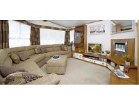 Reduced £150 Monday 5th to Friday 9th Sept Gold standard caravan - £50 per night / £350 per week