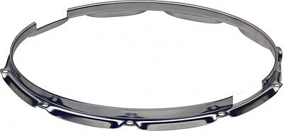 """Triple Flanged 14"""" 2.3mm 10 hole  Drum Hoops, Snare side, bottom hoop"""