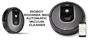 "i-Robot Roomba 960 - Brand New Sealed w/Full Warranty ""buy from a store"" Pay Cash & Save Taxes - We sell for 579.99 $"