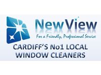WINDOW CLEANER / WINDOW CLEANING CHEAPEST GUTTER CLEANING PRICES - WE COVER ALL AREAS OF CARDIFF !!!