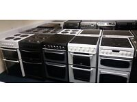 Great Value Cookers, Ovens & Hobs - With Warranty and Install
