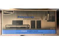 Samsung Home Cinema System - including DVD player