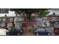 1 bed furnished flat with kitchen and bathroom On Alum Rock Road, Alum Rock, Birmingham, B8