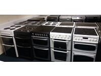 Great Value Ovens Hobs And Cookers - all with Warranty