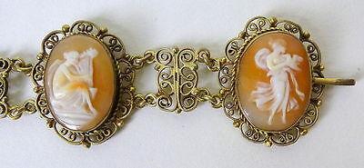 Armband mit Gemme Italien um 1860 Cameo