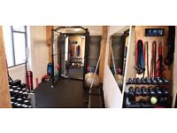 Private personal training at home or in our studio. Based in Cheadle Hulme