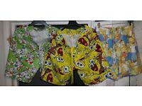 Cartoon Shorts ×3