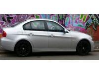 Breaking BMW E90 3 SERIES 318i PETROL MANUAL M SPORT 2006 1.8 MANUAL TITAN SILVER 72k