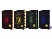 Signed Harry Potter and the Philosopher's Stone by J.K. Rowling COMPLETE COLLECTION