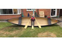 Canadian Canoe, Pelican Colorado 15.5