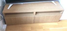 TV Cabinet with two drawers from IKEA