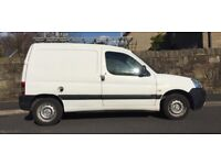 Peugeot, PARTNER, Car Derived Van, 2007, Manual, 1560 (cc)