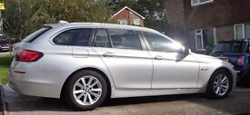 BMW 520d Touring - Stunning car with FBMWSH