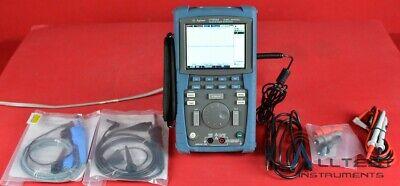 Agilent - Keysight U1604a -001 Handheld Oscilloscope 40 Mhz 2 Ch Kr46001087